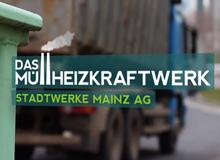 Hidden places – waste incineration plant Mainz